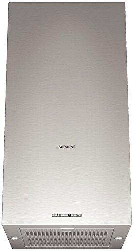 Siemens LF457CA60 iQ700 Inselhaube / Breite: 40 cm  / Edelstahl / Metall-Fettfilter / Sättigungsanzeige
