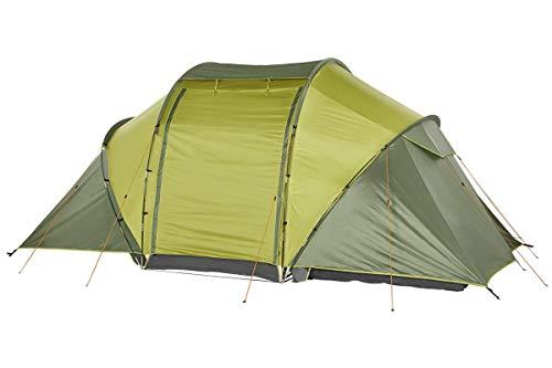 4-Personen Grossraumzelt Camping Zelten Verdunkelt