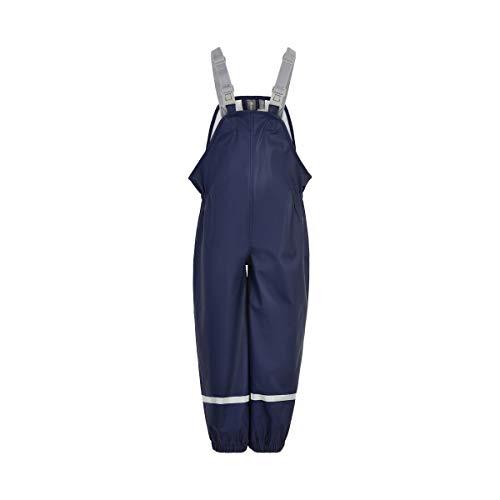 Color Kids Premium Regenhose - PU - Dress Blues-98