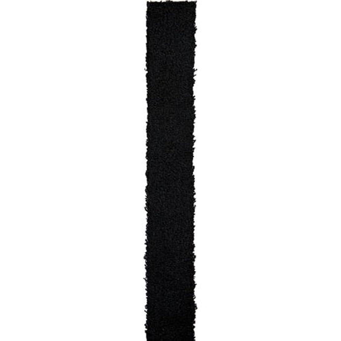 取り替えるいちゃつく冊子ゴーセン GOSEN タオルグリップロング GOS-AC10L (90)ブラック ○