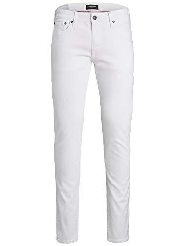 Jack & Jones Pantalones Jjiglenn JJICON AMA White para Hombre Hombre