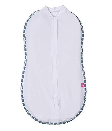 Motherhood Pucktuch zip & swaddle - Größe 2 (5-8kg) blau classics