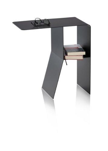 Pieperconcept ATHOS Beistelltisch, Stahl schwarz pulverbeschichtet
