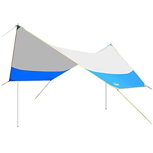 WYBW Pies de apoyo para muebles, tienda de campaña al aire libre, pérgola de playa/refugio/toldo plegable al aire libre, sombrilla de playa, toldo, barbacoa, camping,B