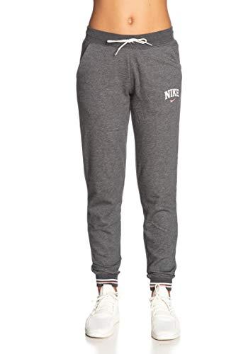 Nike Damen Sportswear Hose, grau (Charcoal Heathr), S