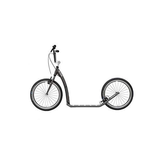 KOSTKA Footbike Twenty Max (G6) - Satin Grey