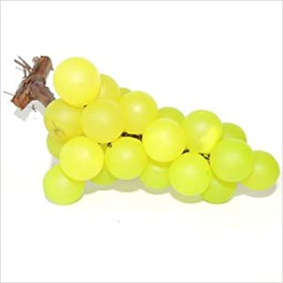 Italian Alabaster Stone Grapes - Green 7