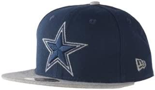Dallas Cowboys New Era Heather Fresh Fitted 59Fifty Cap