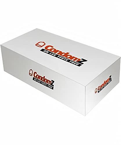 Condomz (par 100) - Boîte de 100 Preservatifs