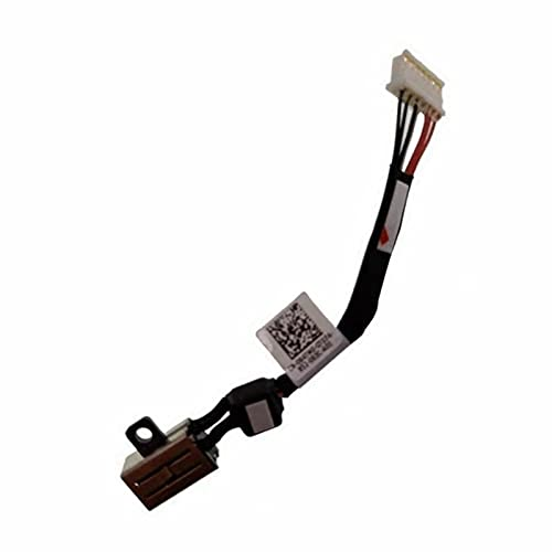 Cavo jack di ingresso alimentazione CC per serie Dell XPS 15 9570 P56F P56F002