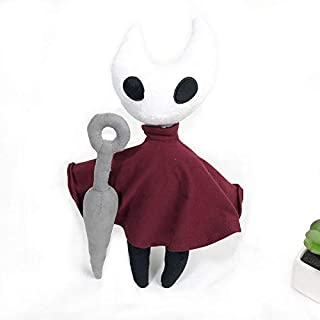 VKISI Hollow Knight Plush Toys Figure Ghost Stuffed Animals Doll Kids Toys for Children Birthday Gift 32Cm Holiday Must Haves The Favourite Anime Superhero Cupcake Toppers