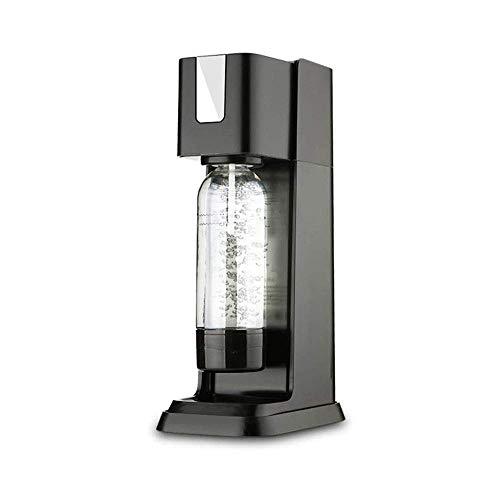 HYISHION Acqua frizzante e caffè, Soda Sifone Cristallo Acqua frizzante Maker Carbonator SKYJIE