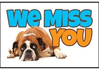 Postcards - Attendance - Miss You - All Ages -