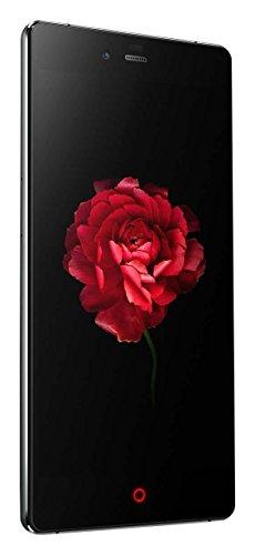 Nubia Z9 Max Smartphone (14 cm (5,5 Zoll), 16GB interner Speicher, 16 Megapixel Kamera, Android 5.0.2) schwarz