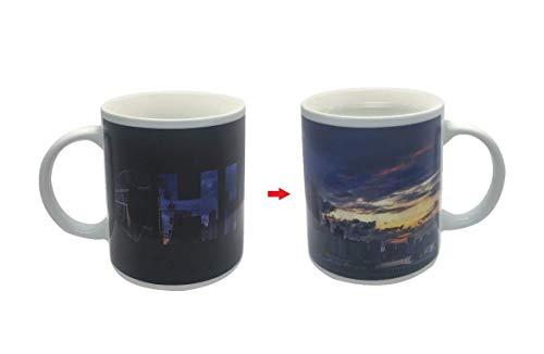 Chicago Skyline Color Changing Coffee Mug