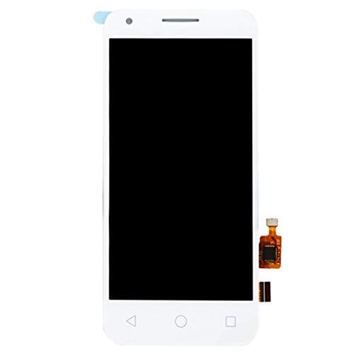 BEIJING  LCDSCREEN+ / Pantalla LCD y digitalizador Conjunto Completo for ALCATEL One Touch Pixi 3 4.5/5019 - Kit de reparación de LCD de Tableta para teléfon (Color : Blanco)
