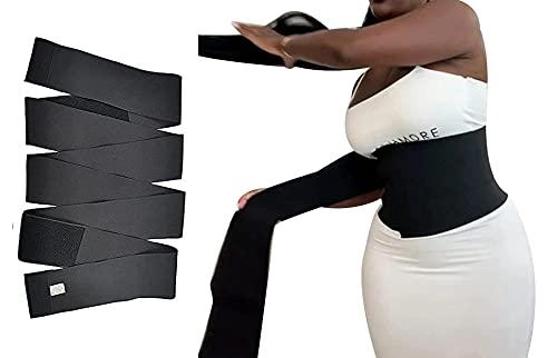 Tik-tok Invisible wrap waist trainer belt,Snatch Me Up Waist Trainer,...