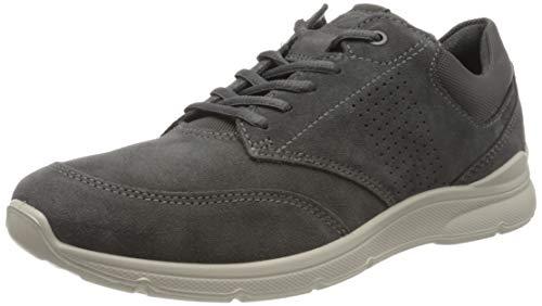 Ecco Herren IRVING Sneaker, Grau (Magnet/Magnet 50869), 44 EU