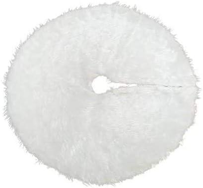 カーペット Plush Christmas Tree Skirts Carpet Fur Chr Super beauty product restock quality top Merry Max 48% OFF