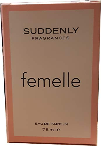 Suddenly Femelle Eau de Parfum Spray 75 ml Neu/OVP