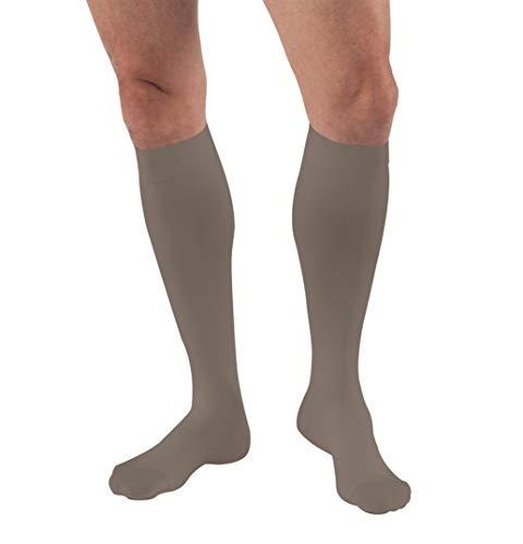 BSN medical 115101Jobst für Herren Kompression Schlauch, kniehoch, 20–30mmHg, geschlossen Toe, Medium, Khaki