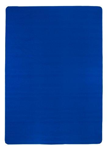 Misento Alfombra, Azul, 133x190cm