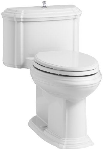 KOHLER K-3826-0 Portrait Comfort Height Compact...