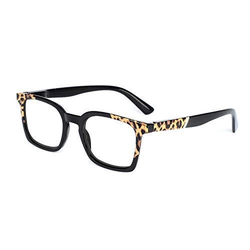 OCCI CHIARI Cute Reading Glasses for Women +1.5x Designer Readers(1.0 1.25 1.5 1.75 2.0 2.25 2.5 2.75 3.0 3.5 4.0 5.0 6.0)