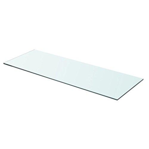 Nishore Ersatzteile Glasregal Glasboden | Wandregal aus GEH?rtetes Glas | Einlegeboden Badregal...