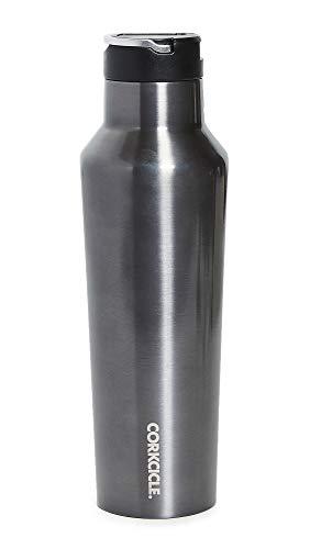Corkcicle 2020EGM Canteen Sport Borraccia Termica 600 ml/20 Oz, Gunmetal