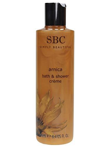SBC Arnica Bad und Duschcreme 250ml