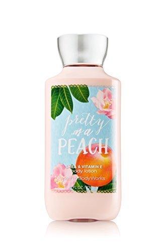 Lotion Corporelle Pretty As A Peach Bath And Body Works