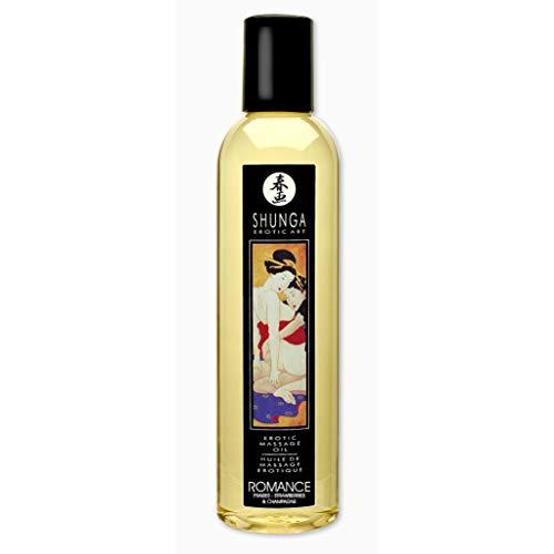Shunga - Massageöl Romance