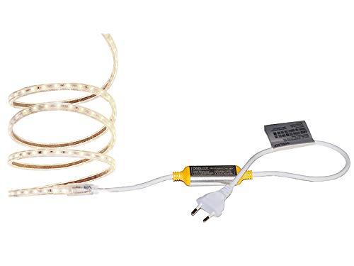 Ogeled Z60 Plus 3Chips LEDs Neutralweiß led Strip Streife wasserfest IP65 230v Dimmbar (Größe, 2 Meter)