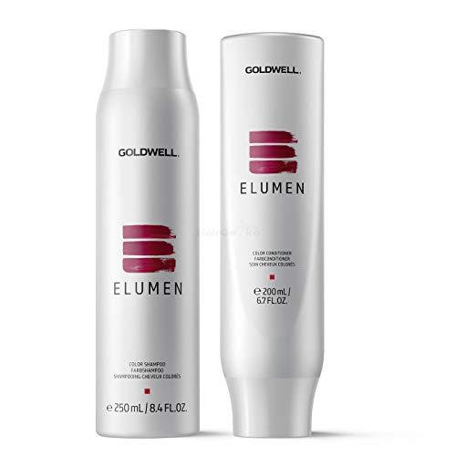 Goldwell Elumen Care Set - Shampoo Farbshampoo 250ml + Conditioner Farbconditioner 200ml