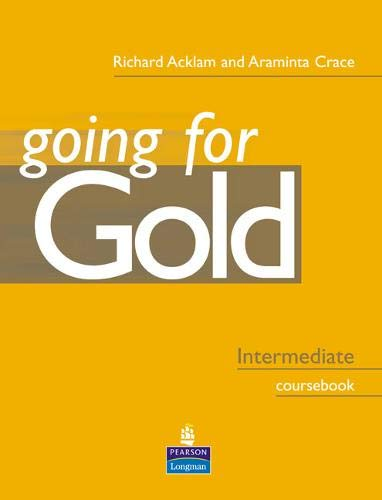 Going For Gold Intermediate Coursebook (English and Spanish Edition)