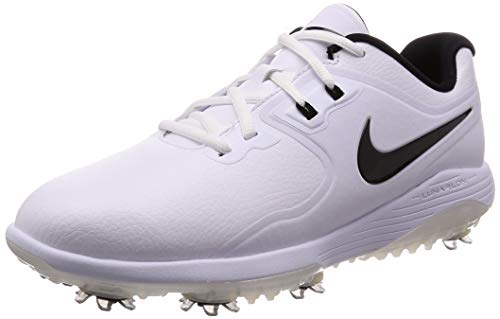 Nike Vapor Pro, Zapatillas de Golf para Hombre, Blanco (White/Black/Volt 101), 41 EU