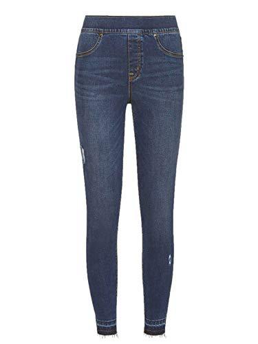 Spanx Damen 20203r-medium s Legging, Grau (Medium Wash Medium Wash), 34 (Herstellergröße: Small)