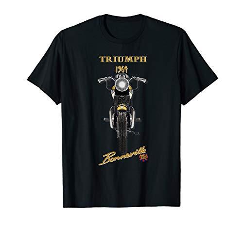 1964 Triumph Bonneville T20 Classic Bike T-Shirt