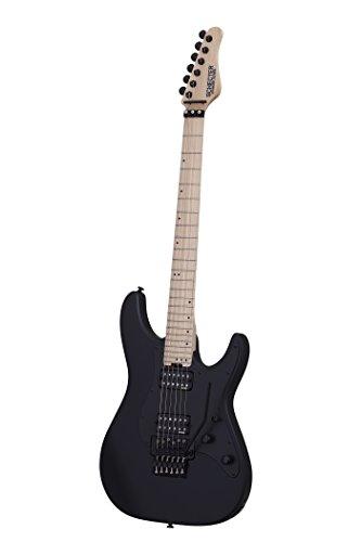 Schecter Sun Valley FR, Satin Black · Guitarra eléctrica