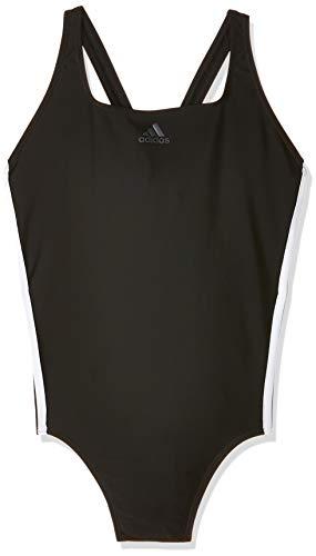 adidas Dam Fit Suit 3s baddräkt svart/vit 36 (Herstellergröße: 42)