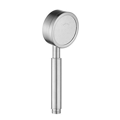 Mostop Duschkopf Hochdruck Wassersparender Handbrausekopf Edelstahl Universal Einstellbarer Ersatzduschkopf