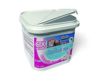ctx-250 clorshock Premium 20 G.