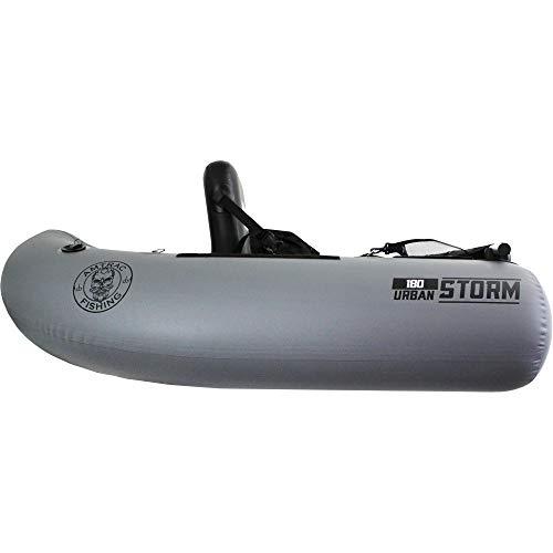 Belly Boot von Amtrac Fishing in der Farbe Grau kaufen