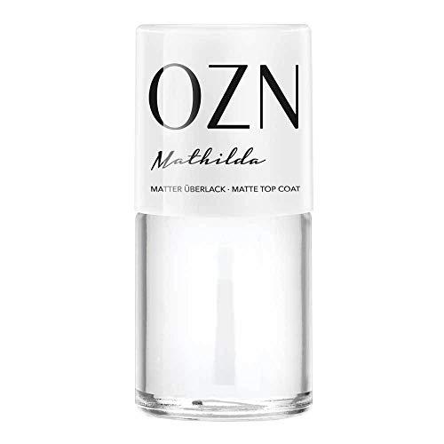 OZN Mathilda: Mattierender Überlack