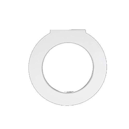 Copriwater dedicato per Serie You & Me Hatria Spea in Resina Poliestere colata Bianco Lucido - Coperchio Sedile tavoletta per WC - Massima qualita' Garantita