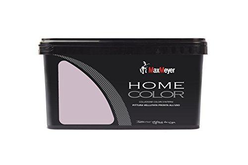 MaxMeyer Pittura colorata  per interni Home Color AMETISTA 2,5 L