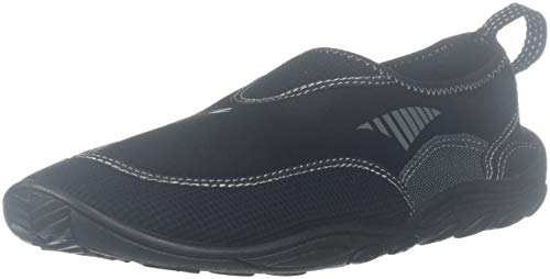 Stohlquist hombres de la costa agua zapatos - 1001504, Negro/Carbón