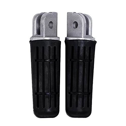 Footrests Foot Pegs Foot Pedals Motorcycle Footrest Foot Pegs Front for YAMAH-A BT1100 for Faze&R 700 FJ1200 FJR1300 FZ1 FZ6 FZ6R FZR600 FZS600 XJ600