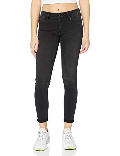 Mavi Damen Lexy Jeans, Dark Smoke super Move, 28